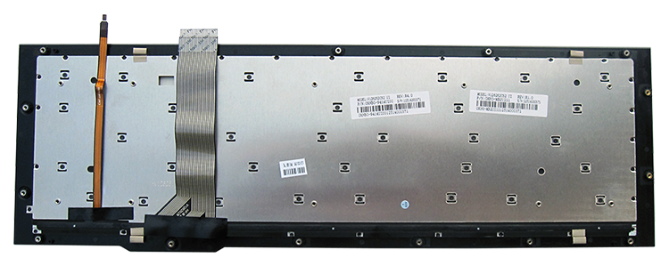 Brand New IT Italian black backlit keyboard fit ASUS G75 G75V G75VW G75VX