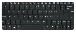 Keyboard HP COMPAQ Touchsmart TX2 TX1000 TX2000