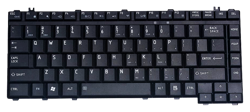 Keyboard TOSHIBA A200 A300 M200 M300 L200 L300 (SMALL ENTER)