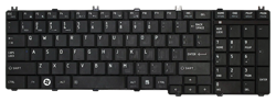 Keyboard TOSHIBA Satellite C650 C660 L650 L670 L770 (GLOSSY, SMALL ENTER)