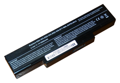 Bateria do laptopa ASUS A9 F2 F3 F7 M50 X56 (4400mAh)