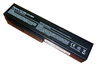 Bateria do laptopa ASUS M51 M60 G50 G60 N43 N52 N61 (4400mAh)