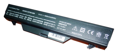 Bateria do laptopa HP COMPAQ Probook 4510 4515 4710 (14.4V - 14.8V, 6600mAh)