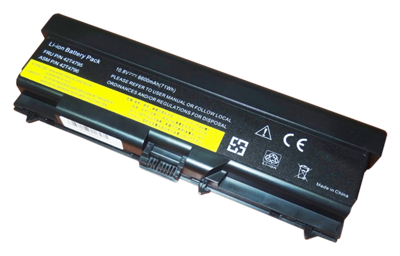 Bateria do laptopa IBM LENOVO E420 E520 L410 SL410 SL510 T410 T420 T510 (6600mAh)