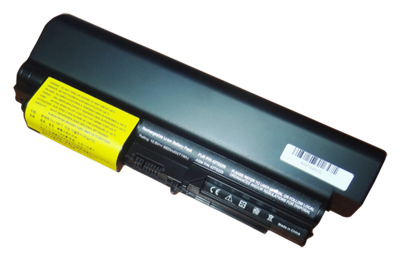 Bateria do laptopa IBM LENOVO R60 R61 T60 T61 T400 R400 (6600mAh)