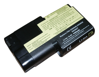 Bateria do laptopa IBM LENOVO T20 T21 T22 T23 T24 (4400mAh)