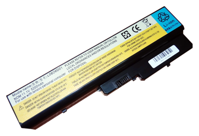 Bateria do laptopa IBM LENOVO V430 V450 Y430 (4400mAh)