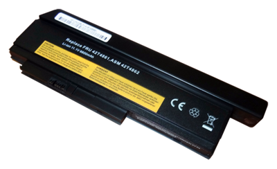 Bateria do laptopa IBM LENOVO X220 X220i X220S (6600mAh)