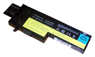 Bateria do laptopa IBM LENOVO X60 X61 (2200mAh)