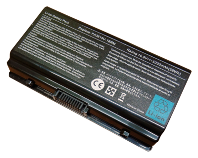 Bateria do laptopa TOSHIBA L40 L45 (10.8V - 11.1V, 4400mAh)