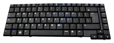 Klawiatura do laptopa HP COMPAQ 6710B 6710S 6715B 6715S (DUŻY ENTER)