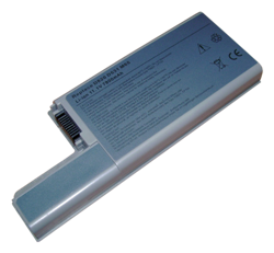 Bateria do laptopa DELL D820 D830 D531 M4300 M65 (6600mAh)